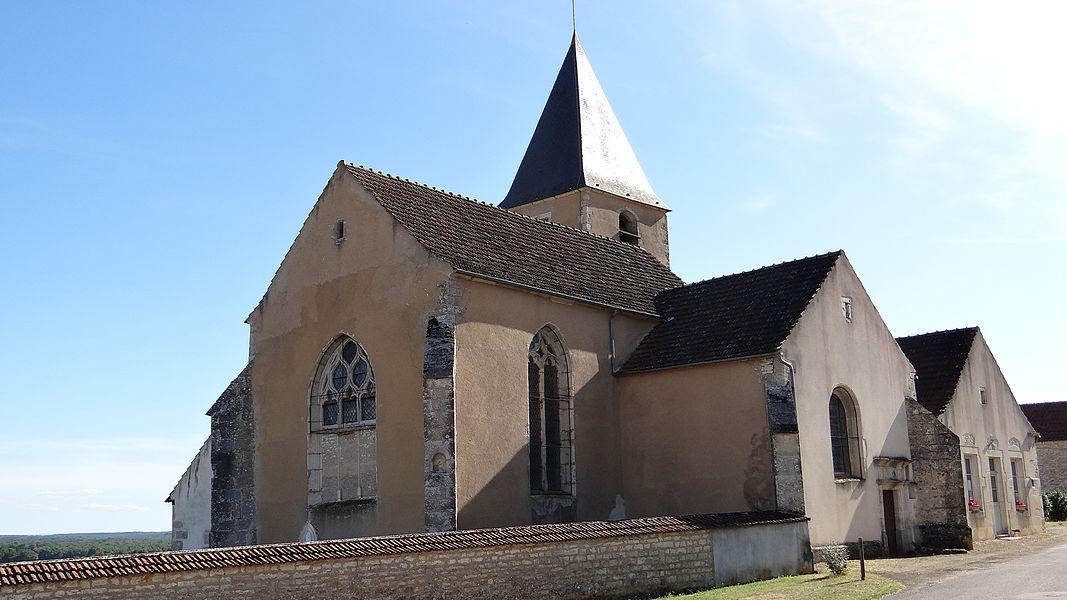 Église de Jouancy