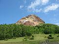 Jrballe volcano hokkaido japan Showa Shinzan.jpg