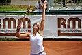 Julia Babilon, Damen-Tennis-Bundesliga Moers, 02.jpg