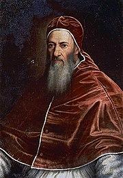 Immagine di papa Giulio III