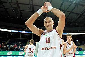 BC Lietkabelis - Jurica Žuža previously played for Panathinaikos before joining Lietkabelis.