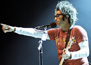 Go (Motion City Soundtrack album) - Lead vocalist Justin Pierre penned the album's lyrics on learning to live in the moment.