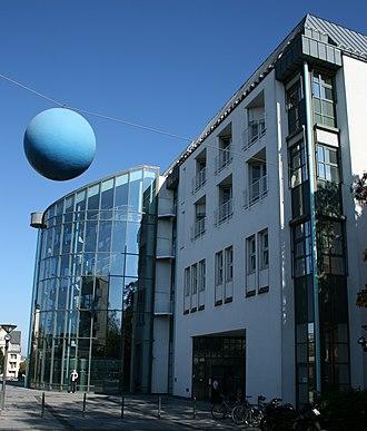 University of Giessen - Image: Justus liebig universitaet klinikum chirurgie 20071014