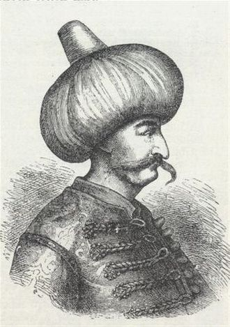 Cretan War (1645–1669) - Grand Vizier Köprülü Fazıl Ahmed Pasha