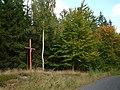 Křížek nad hájovnou Bor 23.09.2007 - panoramio.jpg