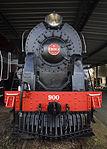 K-class steam engine locomotive, Auckland - 0656.jpg