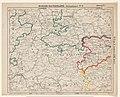 Kaart van Midden-Duitsland Midden Duitschland (titel op object), RP-P-2018-1057.jpg