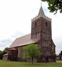 Kahren-Dorfkirche
