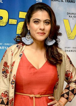 Kajol - Kajol at the promotion of VIP 2 in 2017