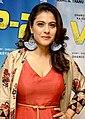 Kajol promotes her film VIP2 in Delhi.jpg