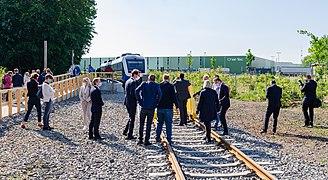 Kamp-Lintfort, Haltepunkt Süd, 2020-05 CN-03.jpg
