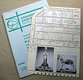 Karakoel-Ramveiling, Katalogus van die jaarlikse P. J. v. d. Westhuizen Karakoel en Dorper Ramveiling Junie 1985, Namibia.jpg
