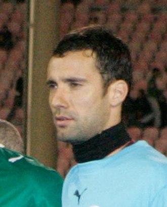 Karim Zaza - Image: Karim Zaza Morocco vs Czech Republic 2009
