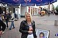 Karina Adsbøl deler valgmateriale ud (5965565556).jpg