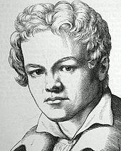 Der junge Schinkel (Quelle: Wikimedia)