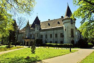 Sándor Károlyi - Károlyi castle