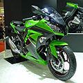 Kawasaki Ninja 250 ABS at Tokyo Motor Show 2013-1.jpg