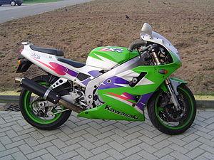 Kawasaki Zxr400 Wikipedia