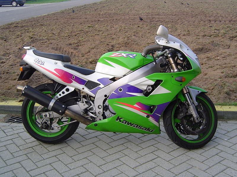 Kawasaki Zxr C Tyre Size