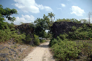 Kayts Island fort - Image: Kayts Island Fort