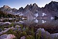 Kearsarge Lakes Twilight (6068372199).jpg