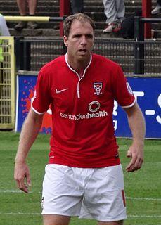Keith Lowe (footballer) English footballer
