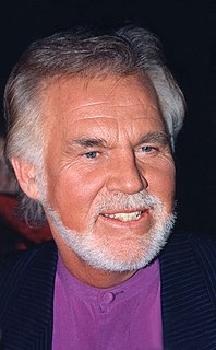 Kenny Rogers American country singer and songwriter