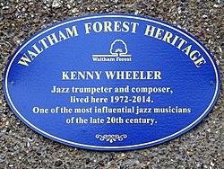 Kenny wheeler (waltham forest)
