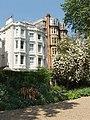 Kensington Park Gardens houses from Ladbroke Square Gardens - geograph.org.uk - 837121.jpg