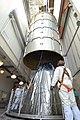 Kepler satellite mating in mobile service tower.jpg