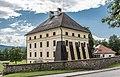 Keutschach Schloss und Gemeindeamt NO-Teilansicht 03062017 9020.jpg