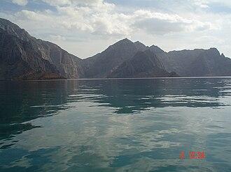 Khasab - Image: Khasab Oman
