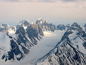 Kichatna Mountains - The Kichatna Peaks