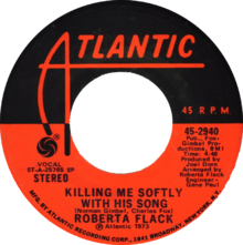 Killing Me Softly with His Song de Roberta Flack US vinyl.png
