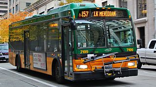 King County Metro Public transit operator in King County, Washington, including the city of Seattle
