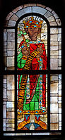 King David in Augsburg Cathedral light.JPG
