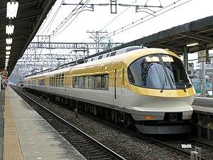Kintetsu 23000 series - Kintetsu 23000 series, November 2008