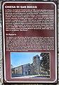 Kirche zum hl. Rochus Infotafel, Polcenigo, Provinz Pordenone, Italien, Europäische Union.jpg