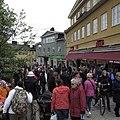 Kiruna street, restaurant Palladium.JPG