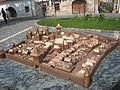 Kiseg maketa srednjeveskega mesta.JPG