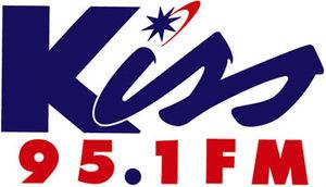 WNKS - Image: Kiss logo v 1