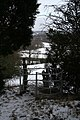 Kissing gate on Kelsall Hill - geograph.org.uk - 1750580.jpg