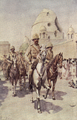 Kitchener entering Omdurman after the battle.png