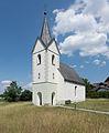 Klagenfurt Annabichl Tessendorfer Strasse Filialkirche hl Bartholomaeus 12062015 4672.jpg