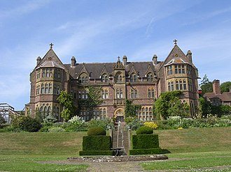 Knightshayes Court - Façade