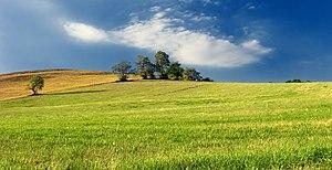 Union Township, Centre County, Pennsylvania - A farm in Union Township
