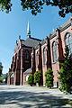 Kościół WNMP, elewacja południowa.jpg