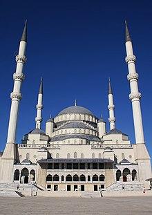 Kocatepe-Moschee – Wikipedia