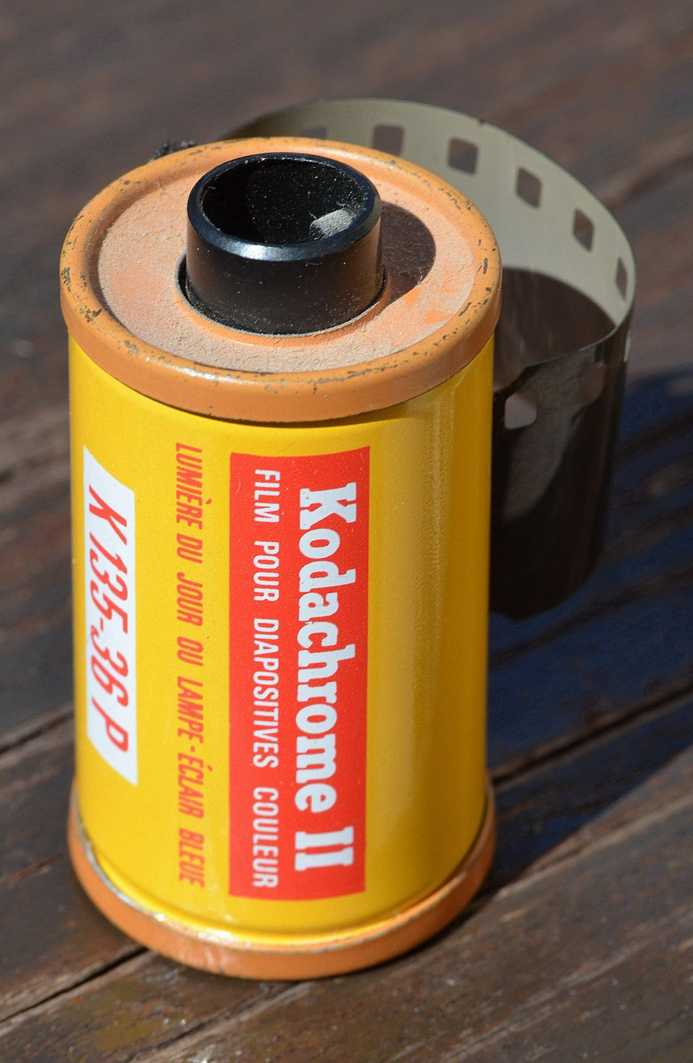 Kodachrome II - Film for colour slides