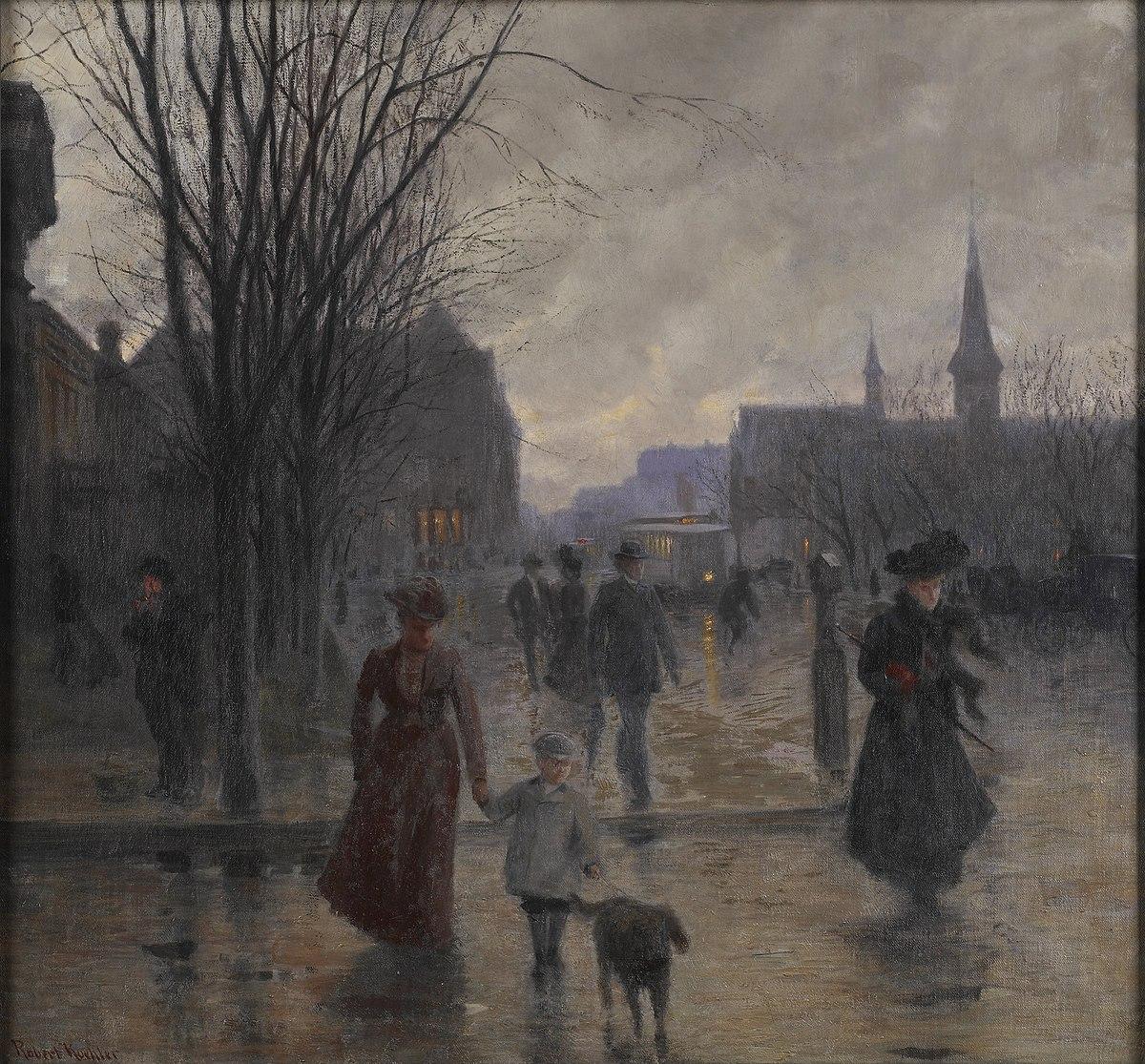 Minneapolis Painters: Arts In Minneapolis